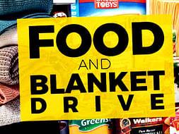 Food & Blanket Drive - HYD