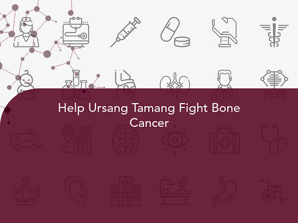 Help Ursang Tamang Fight Bone Cancer