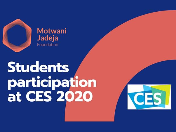 For Students To Participate At Ces 2020