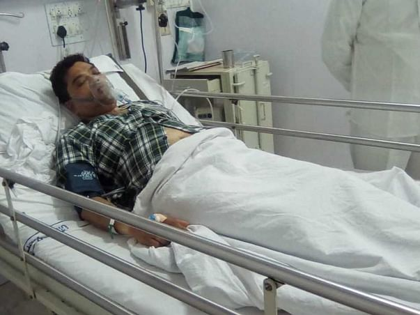 Support Jayesh surati recover from Cardiac failure