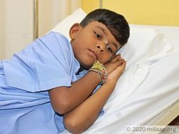 Help Chandhan Recover From Bilateral Severe Hearing Loss
