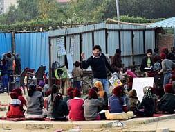 Support Suraj to help hundreds of slum children