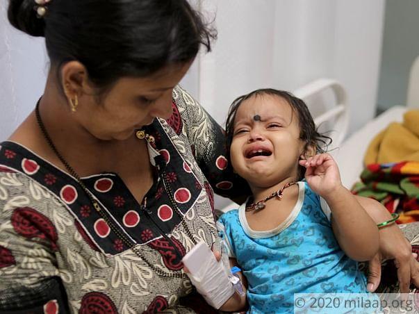 Help Sriraksha Fight Hemophagocytic Lymphohistiocytosis