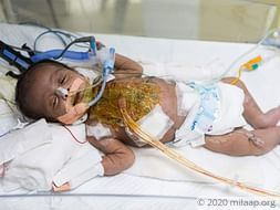 Help Marutha's Baby Recover