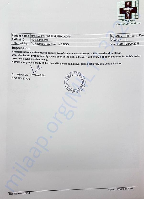 Scan document