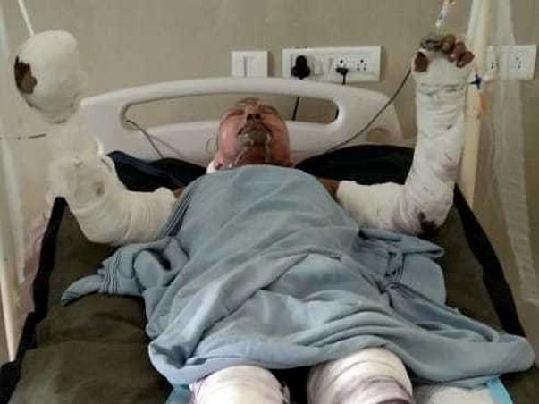 Please Help Rajendra Barik Recover