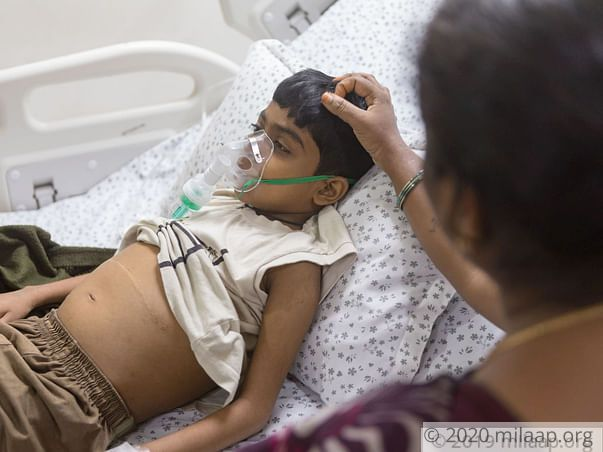 Help Nandan Recover From Wilson's Disease