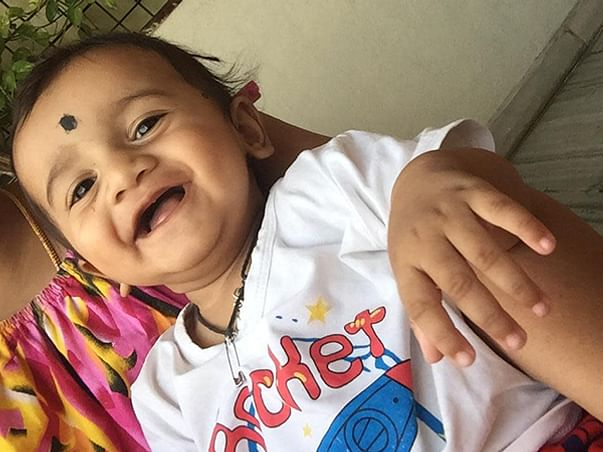 Aarush Reddy is battling for his life in the ICU