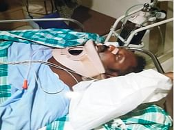 Help Harry Fund his Craniotomy, he lays lifeless battling to stayalive
