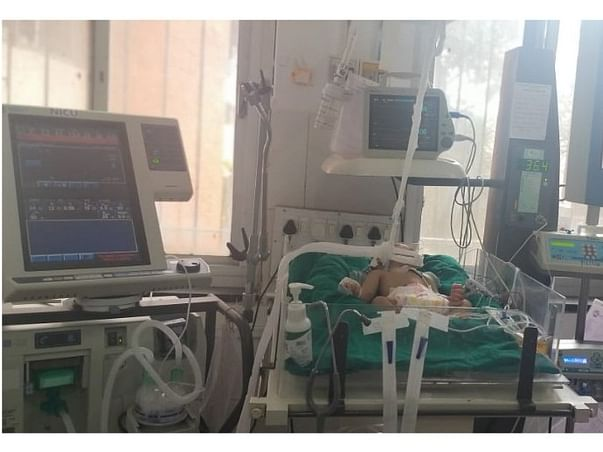 4 Days Old Baby Of Munera Needs Your Help Fight Neuro Disease