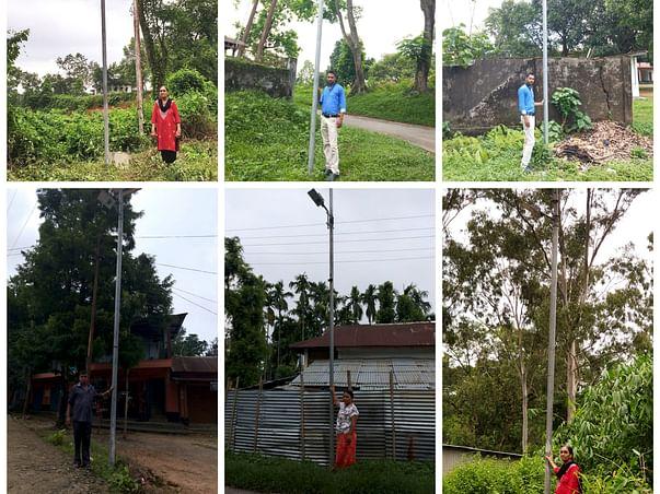 This Diwali, adopt a Solar Street Light