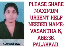 Help Vasantha, (who is the bread winner for her 2 kids) fight Kidney failure