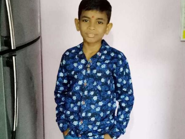 12 Years Old Chinmay Needs Your Help To Fight Thalassemia Major