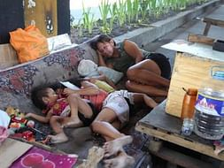 Help The Street Dwellers Fight The Winters