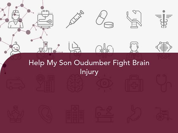 Help My Son Oudumber Fight Brain Injury