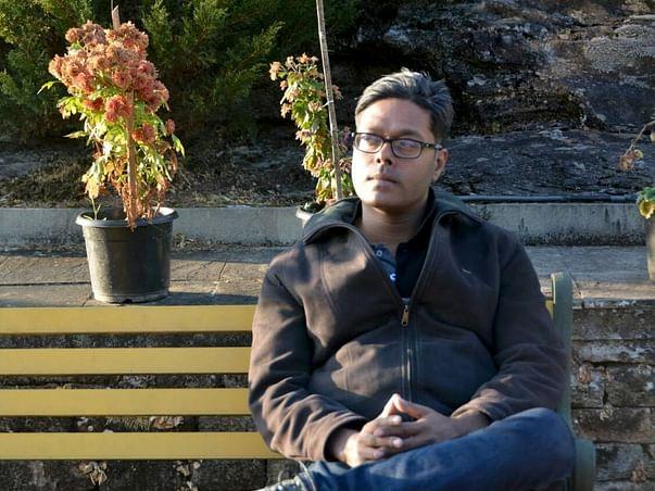 Fundraiser For Bikramjit Ghosh