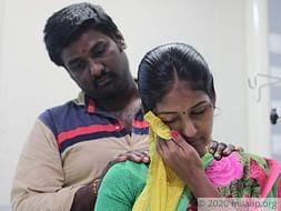 Help Mariyammal's Baby Undergo Open Heart Surgery
