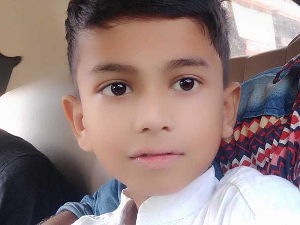 Help Hamza Fight Blood Cancer