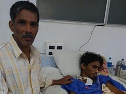 21 Years Old Kiran Acharya Needs Your Help Fight Full body Paralysis due Brain stroke