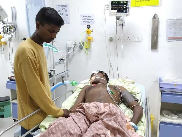 Support Molakala Vijay Recover From Head Injury & Neurological Shock