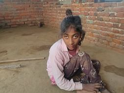 Help Manisha To walk And Survive In This World