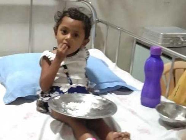 Help 6-Year-Old Nafya Fight Against Blood Cancer