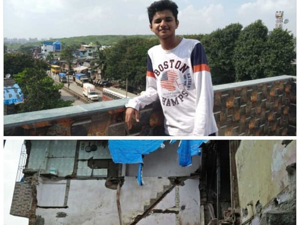 Support 16 year old Hussaid to survive Traumatic head injury caused due to house collapse