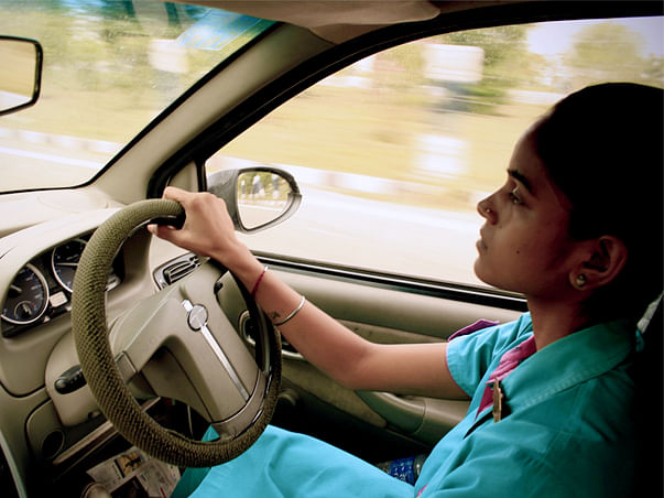 Help Poor People To Learn Driving And There By Earn Their Own Living