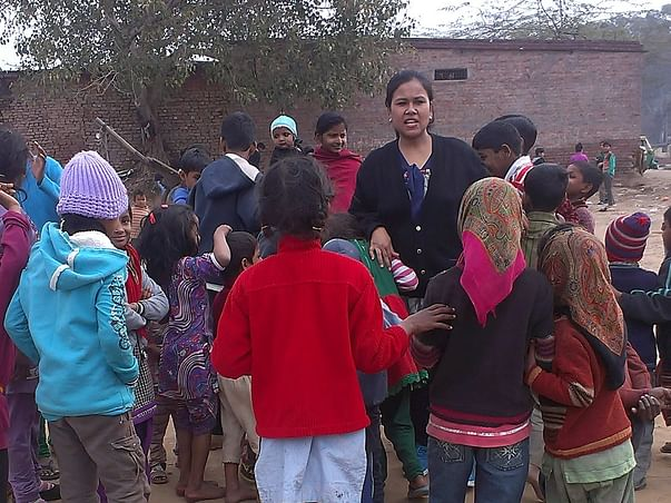 Help Kavita to enrich the lives of children and women by education.