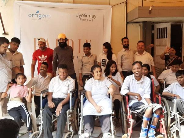 Help people with physical & mental disabilities