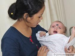 Help 13 Months Old Disha Undergo Liver Transplant Urgently