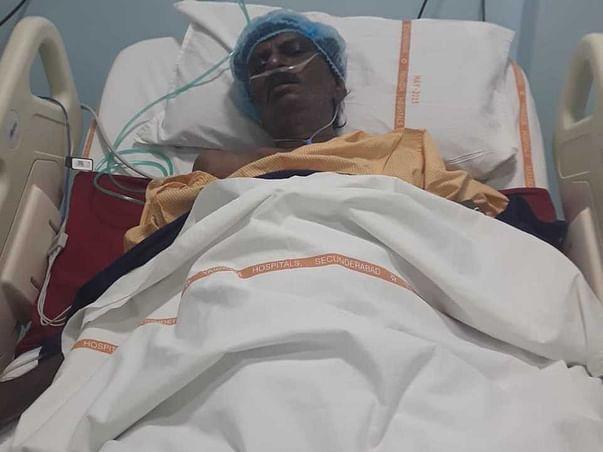 Giri Prasad Anubot Is Struggling With Liver Cirrhosis, Help Him