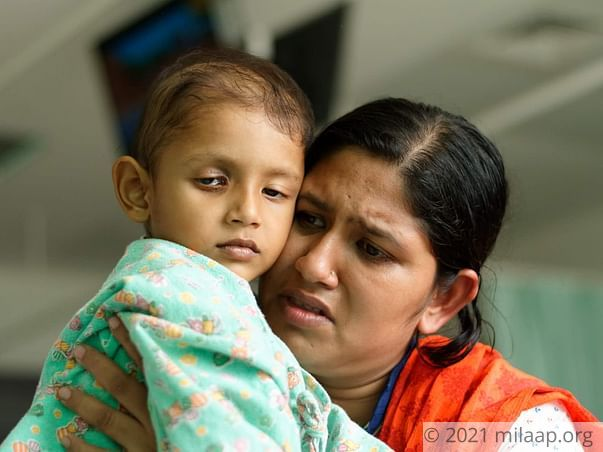 Umme sabira has a form of cancer and needs your help to survive