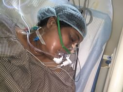 This 35 year old need your urgent support in fighting fungal infection
