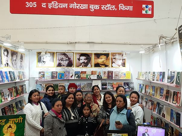 Indian Gorkha Book Stall Let Our Writers Reach International Platform