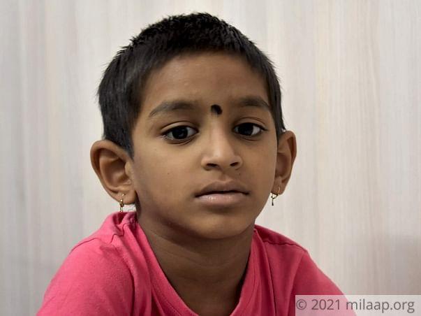 This Boy Smiles Through The Pain Of His Disease