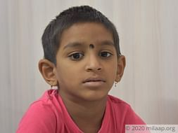 Help Pajwal Recover From Aplastic Anemia