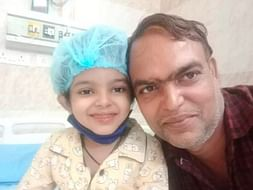 6 Years Old Vidushi Vajpayi Needs Your Help Fight Leukemia