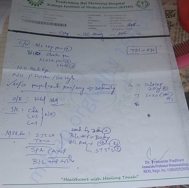 My medical Report