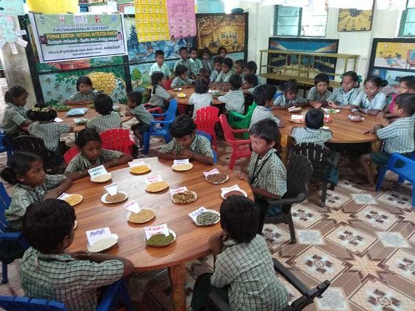 Help Zameen Agaram Students