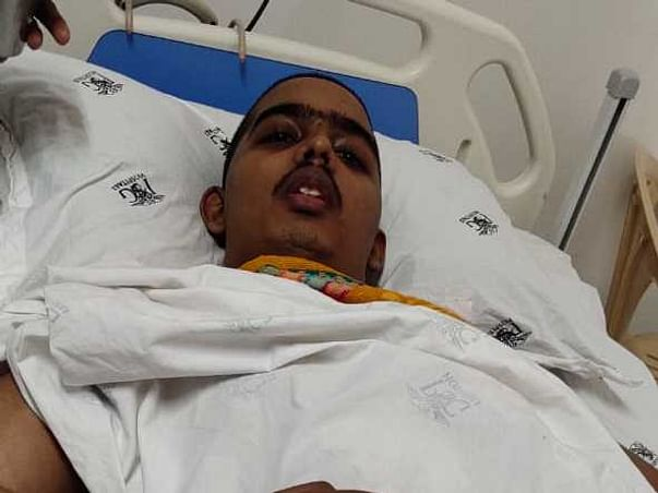 19 Years Old Ananda Kumar Needs Your Help Recover From Accident
