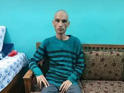 Help My Friend Pushpendra Negi Fight Stomach Cancer