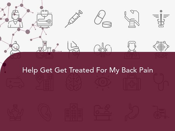 Help Get Get Treated For My Back Pain