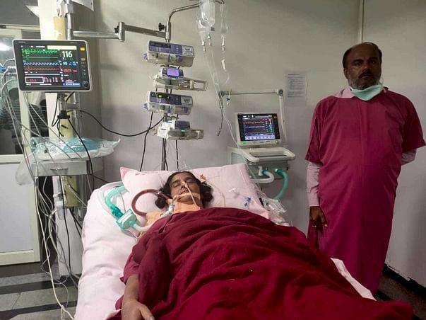 Help Pramila for Her Treatment - ECMO