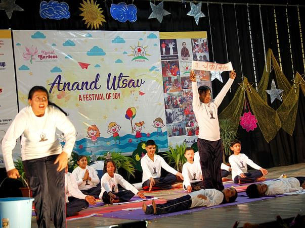 "Support ""Anand Utsav - a festival of joy for Intellectually Disabled"""