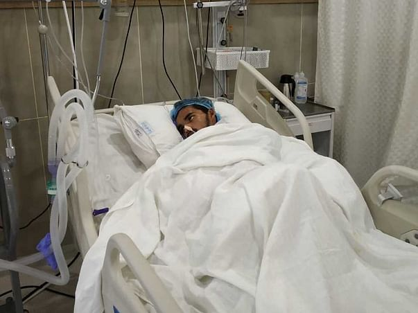 Help Friend Nand Kishor Yadav Recover Japanese Encephalitis