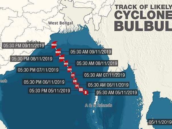 Help Cyclone-Bulbul Victims