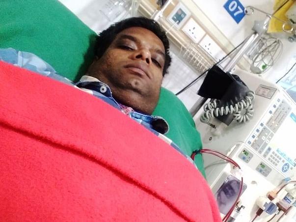 Support Adhitya Kumar Panda To Undergo Kidney Transplantation