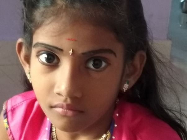 Help Malavika Fight Throat Infection