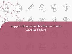 Support Bhagavan Das Recover From Cardiac Failure